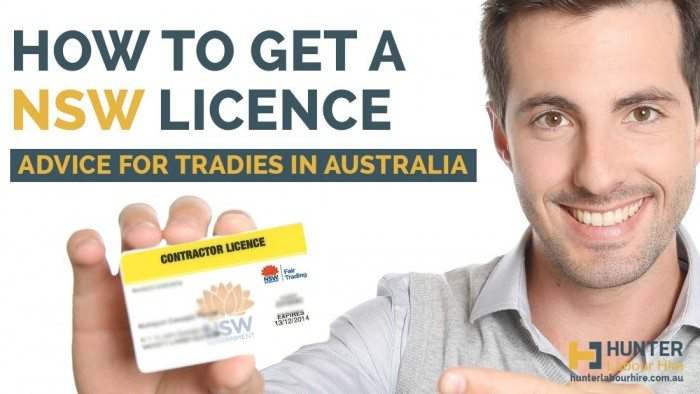 How to Get a NSW Licence - Hunter Labour Hire
