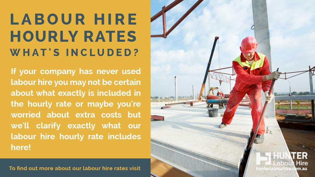 Labour Hire Hourly Rate - Hunter Labour Hire