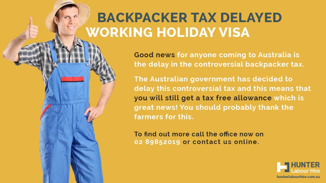 backpacker-tax-delayed-working-holiday-visa-australia