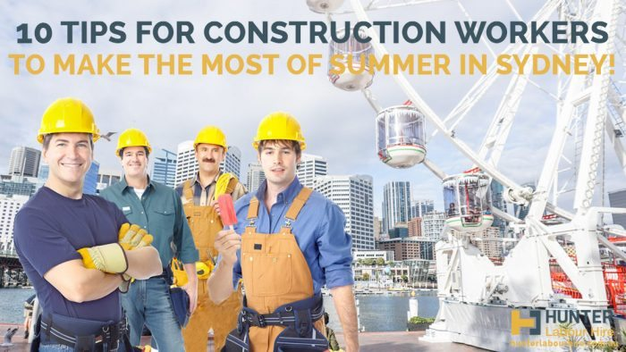 10-tips-for-construction-workers-in-sydney-in-summer