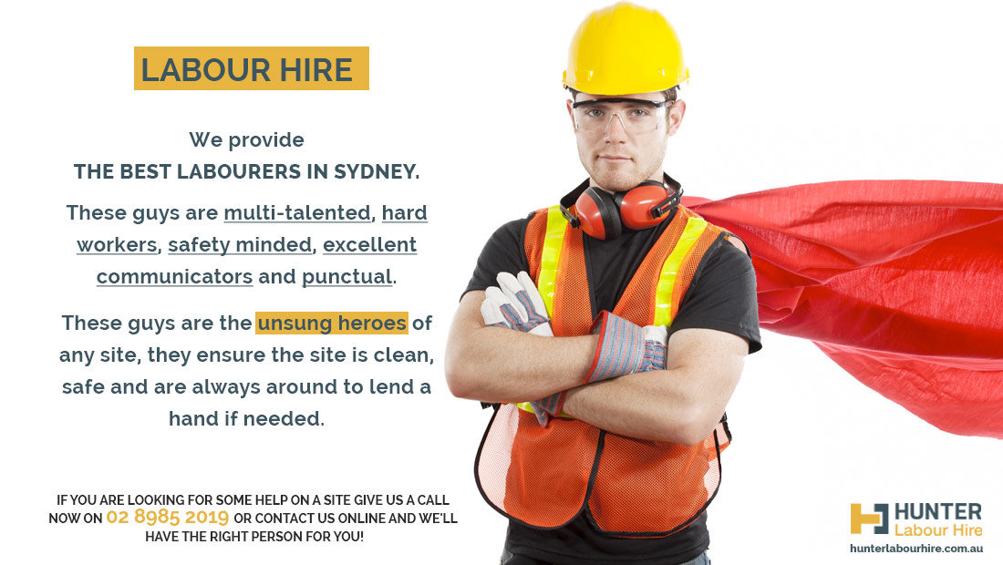 Labour Hire Heroes - Hunter Labour Hire Sydney