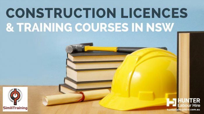Constructions Licences and Training Courses in NSW - Simili Training - Hunter Labour Hire
