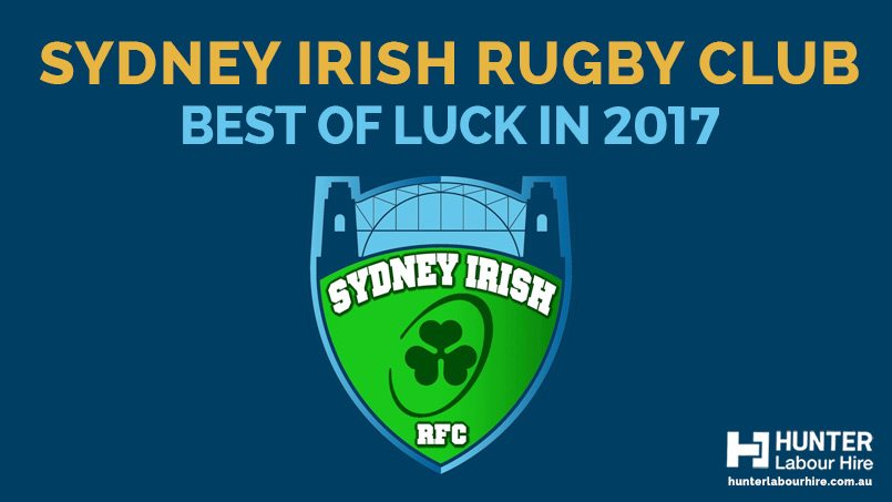Sydney Irish Rugby Football Club - Hunter Labour Hire