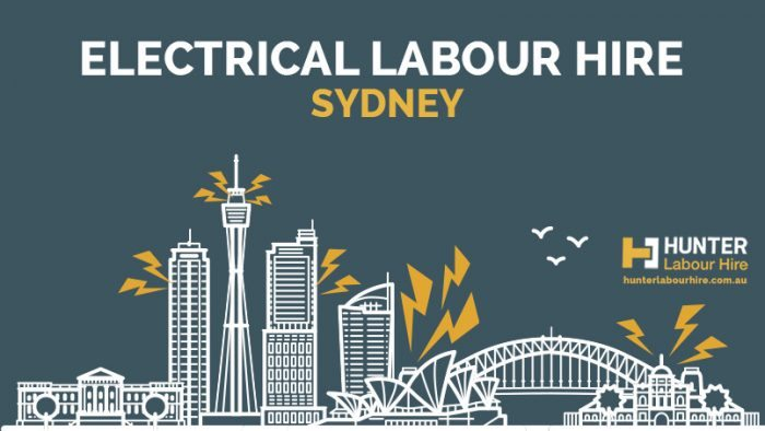 Electrical Labour Hire Sydney - Hunter Labour Hire