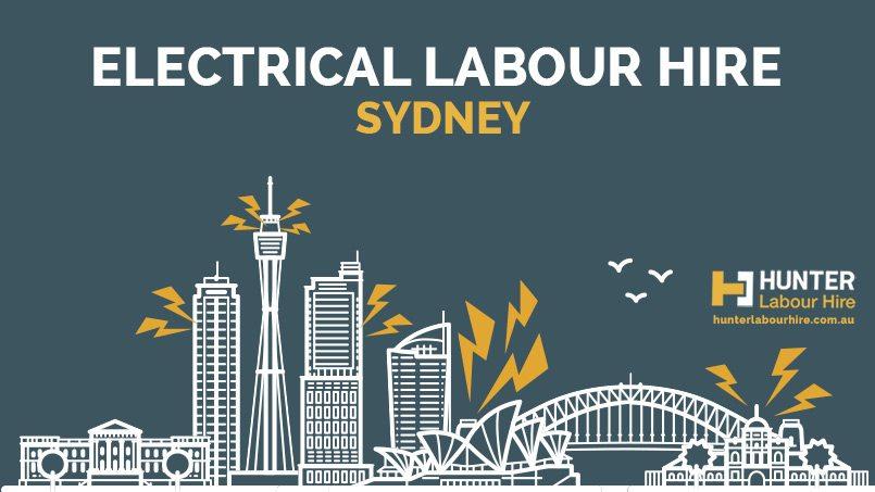 Electrical Labour Hire Sydney - Hunter Labour Hire