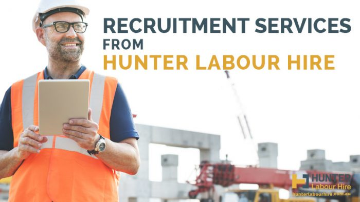 Recruitment Services From Hunter Labour Hire - Construction Recruitment Agency