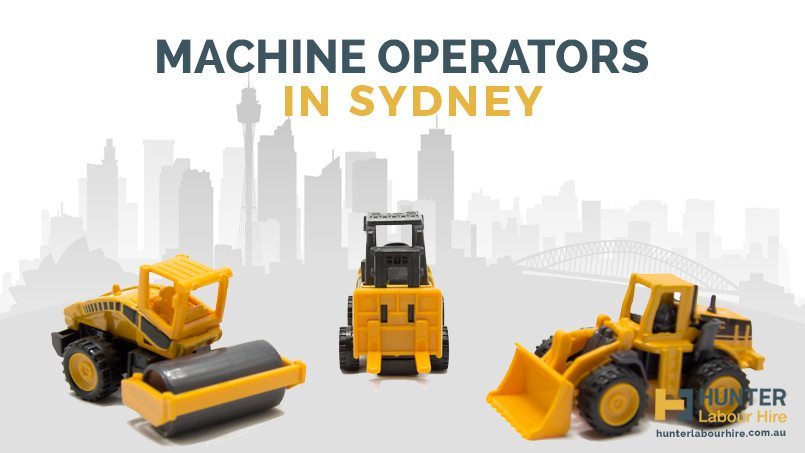 Machine Operators in Sydney - Hunter Labour Hire