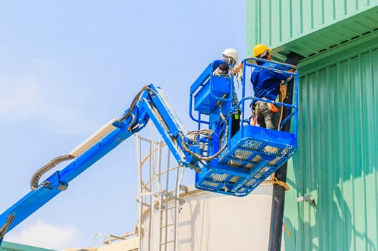 Boom Lift Operator Hire Sydney - Hunter Labour Hire