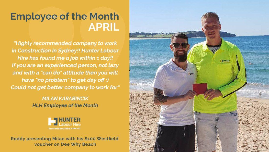 Hunter Labour Hire Review - Milan Karabincik