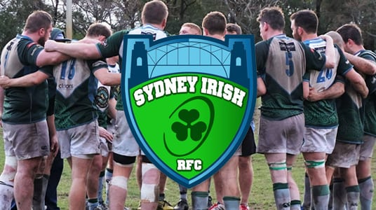 Sydney Irish RFC - Sponsorship Hunter Labour Hire