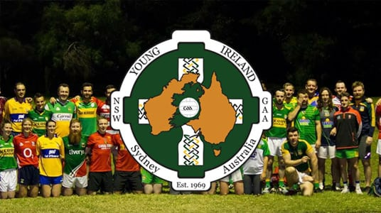 Young Ireland GFC - Sponsorship Hunter Labour Hire Sydney