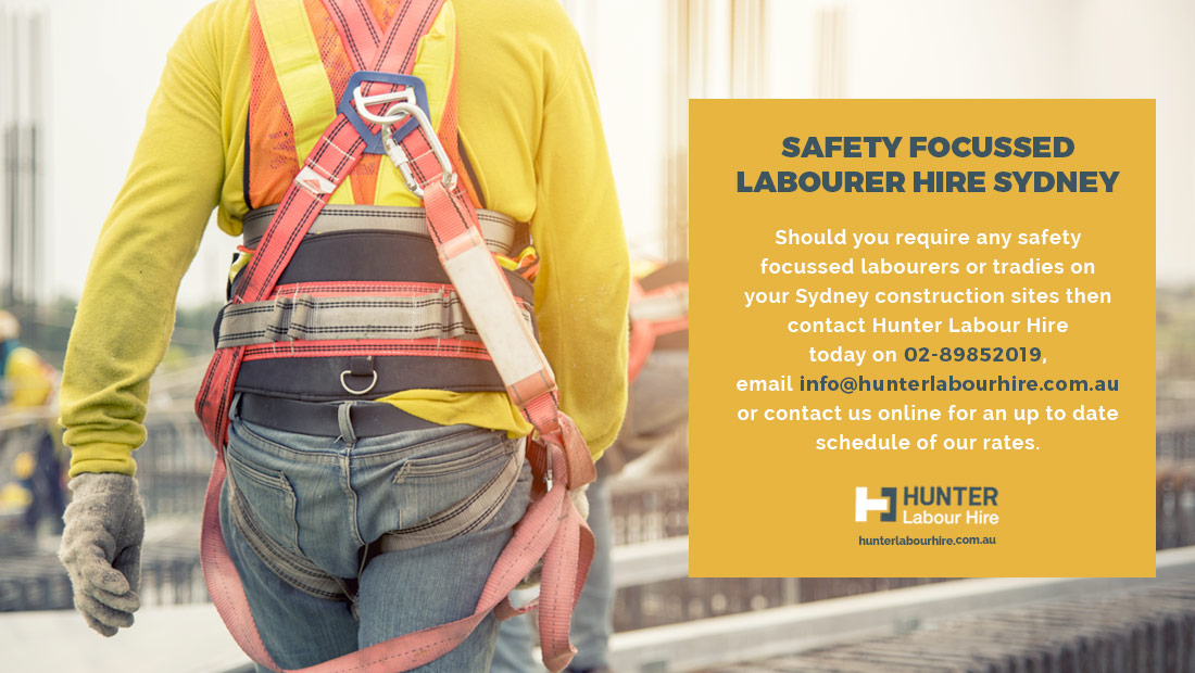 Safety Focussed Labourer Hire Sydney - Hunter Labour Hire
