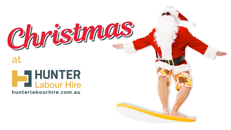 Hunter Labour Hire Sydeny - Christmas 2018