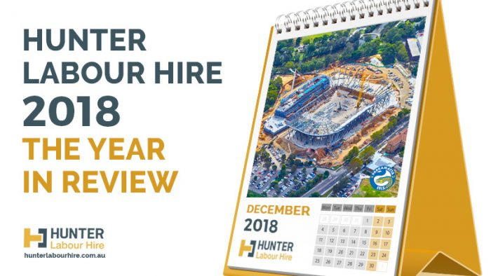 Hunter Labour Hire Sydney - The Year Review 2018