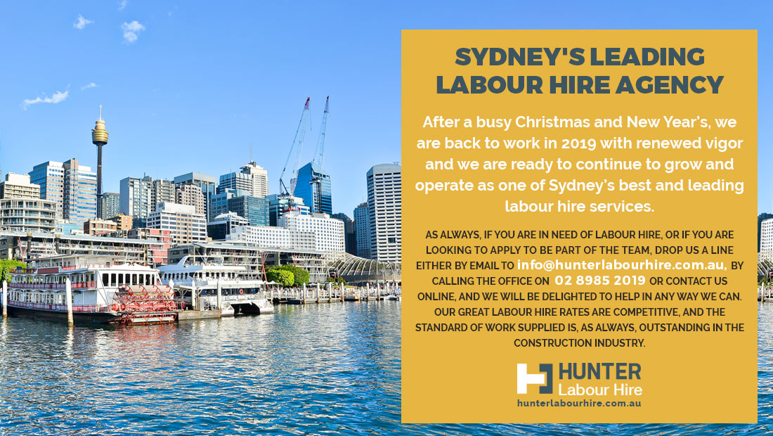 Sydneys Leading Labour Hire Agency - HLH