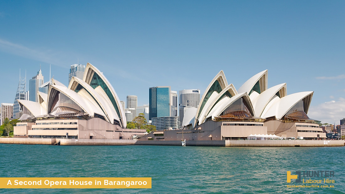 A Second Opera House in Barangaroo