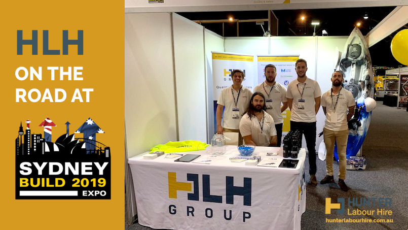 HLH on the road at the Sydney Build Expo 2019