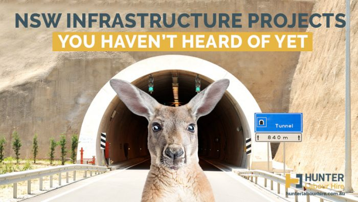 NSW Infrastructure Projects You Haven't Heard of Yet - Hunter Labour Hire