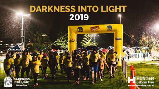 Daskness Into Light Sydney 2019 - Hunter Labour Hire