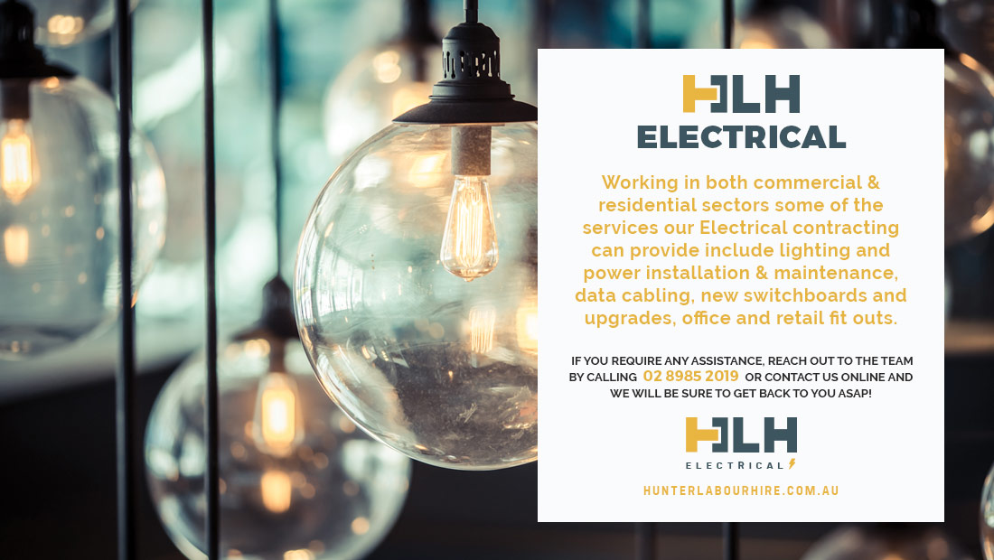 Electrical Contracting Sydney - HLH Group