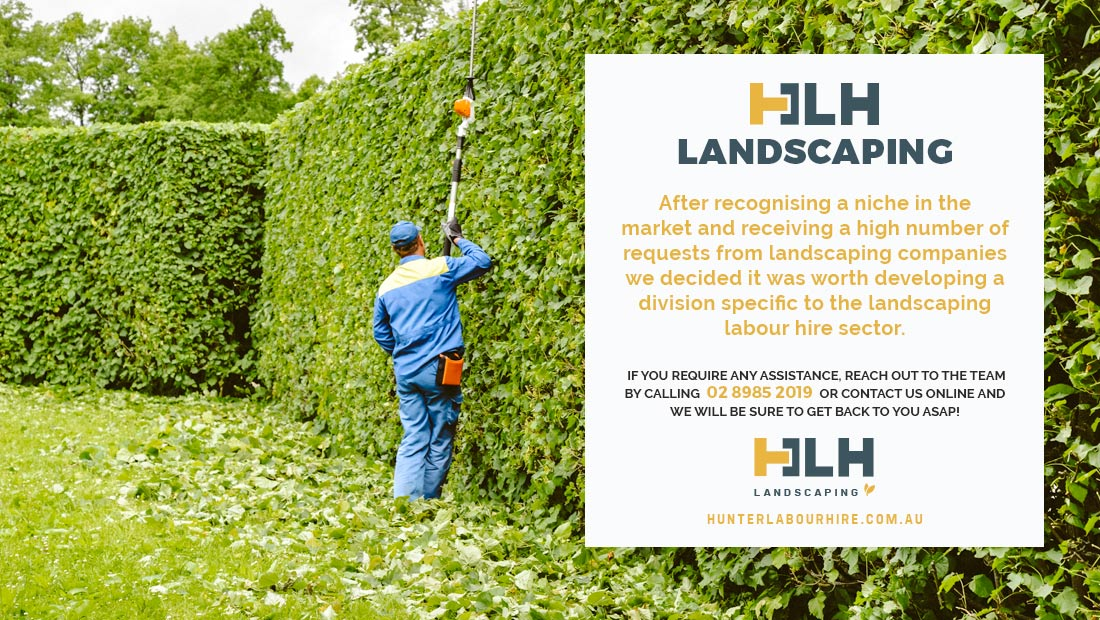 Landscaping Labour Hire Sydney - HLH Group