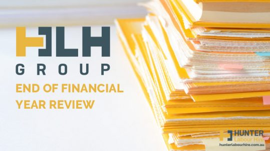 HLH Group - End of Financial Year Review 2018-2019