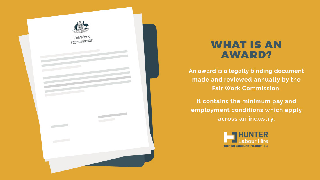 Fair Work Commission - What Is An Award