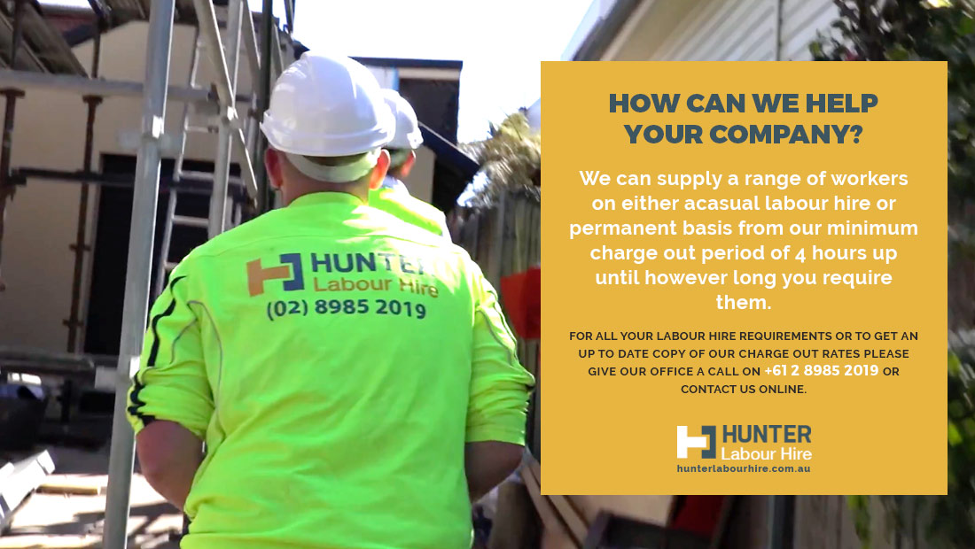 Labour Hire Providers Sydney - Hunter Labour Hire