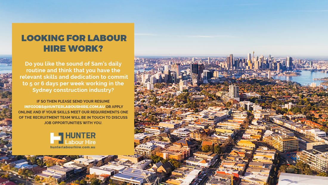 Labour Hire Work in Sydney Available Now