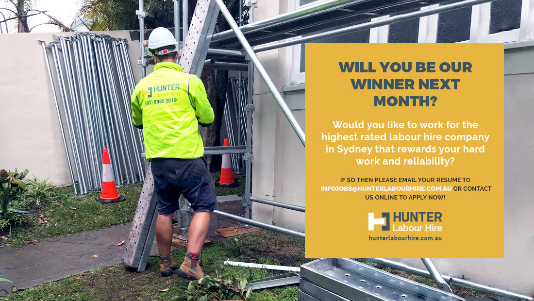Rewarding Labour Hire Work Sydney - HLH Group