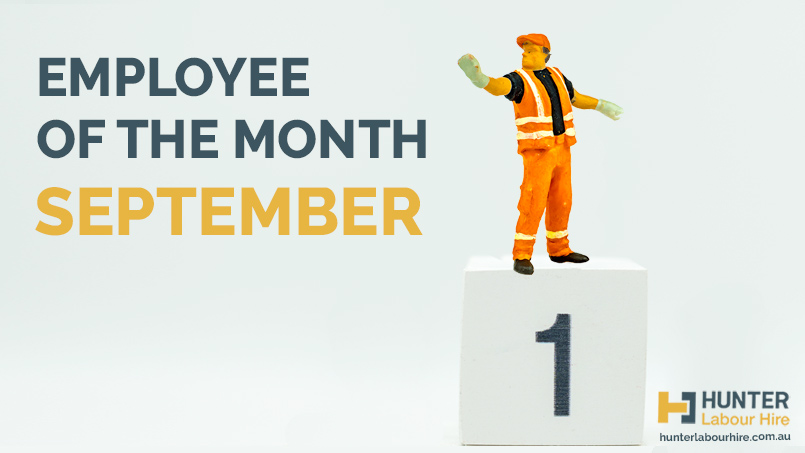 Employee of the Month - September 2019 - HLH
