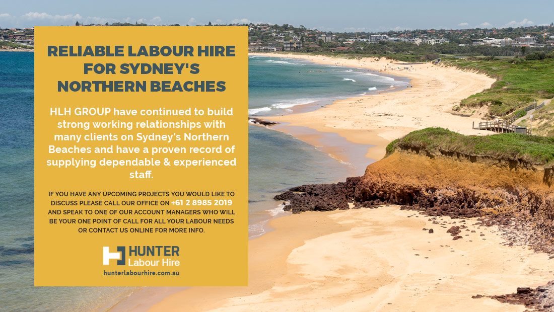 Reliable Labour Hire Northern Beaches - HLH Group