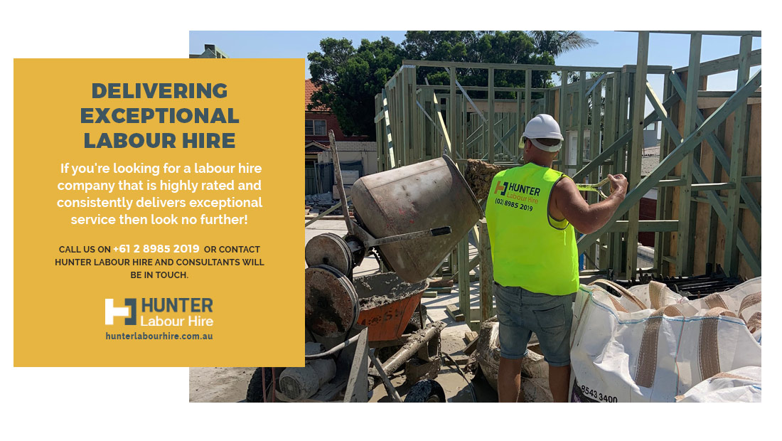 Labour Hire Construction Sydney - HLH Group