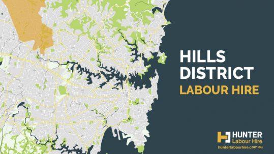 Hills District Sydney Labour Hire