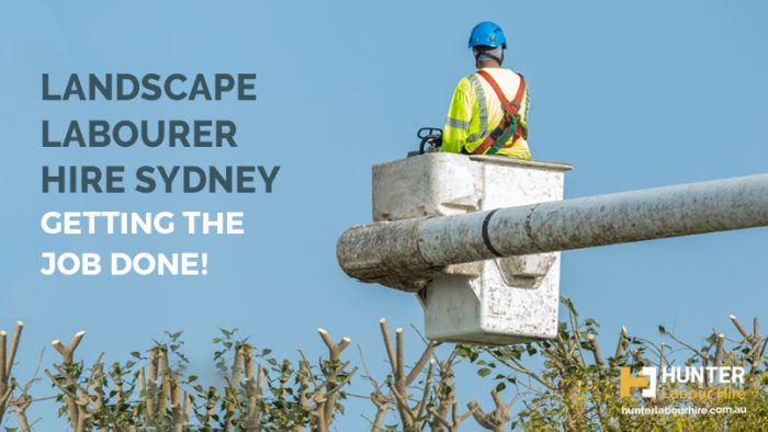 Landscape Labourer Hire Sydney - HLH