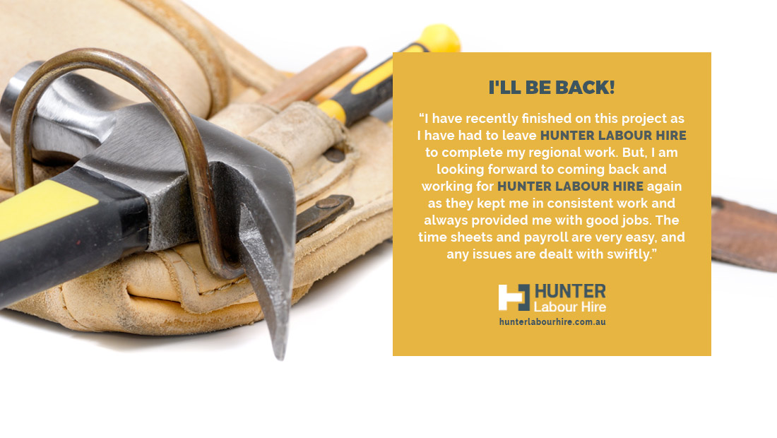 A Day in the Life of a Carpenter - Working with Hunter Labour Hire Sydney