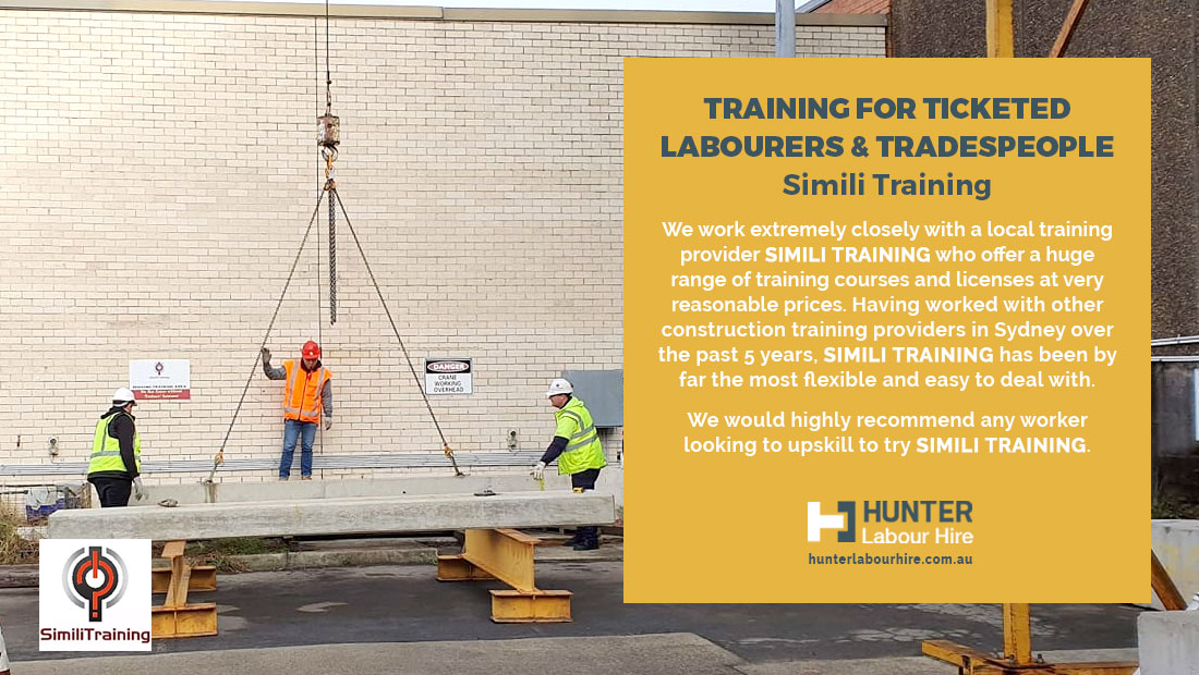 Simili Training - Training Courses - Hunter Labour Hire Sydney