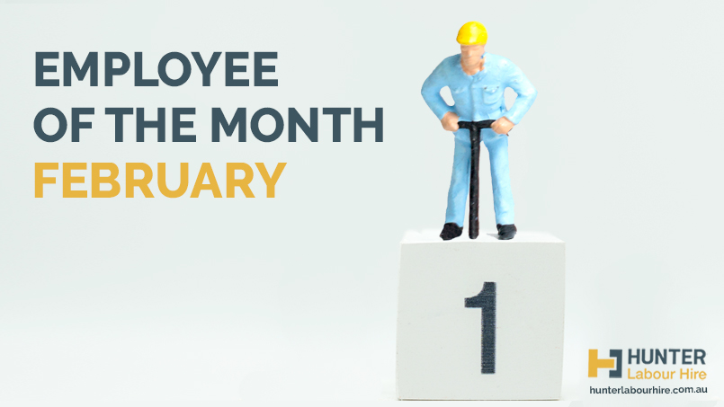 Employee of the Month - February - Lee Hollingsworth - HLH Sydney