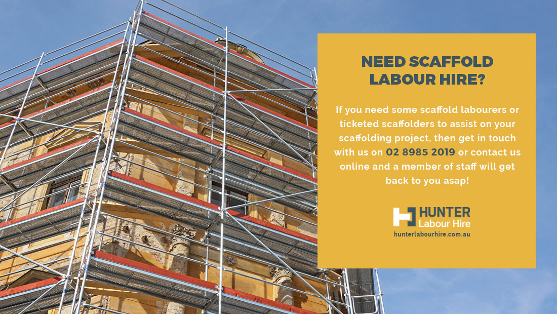Hire Scaffold Labour Sydney - Hunter Labour Hire
