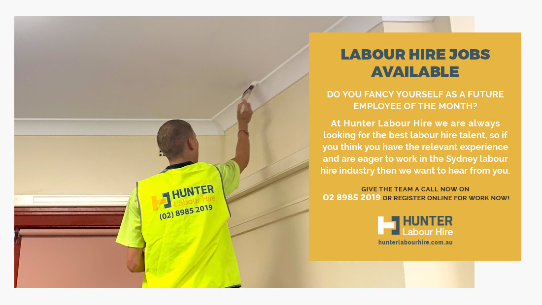 Labour Hire Jobs Available in Sydney - HLH