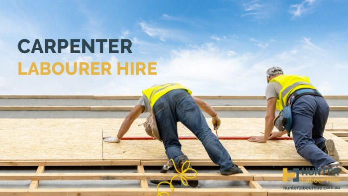 Carpenter Labourer Hire - Hunter Labour Hire Sydney