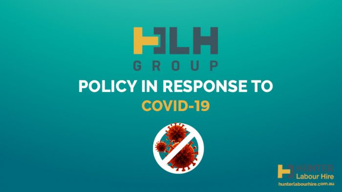 HLH Group - Policy in Response to Covid-19 - Sydney
