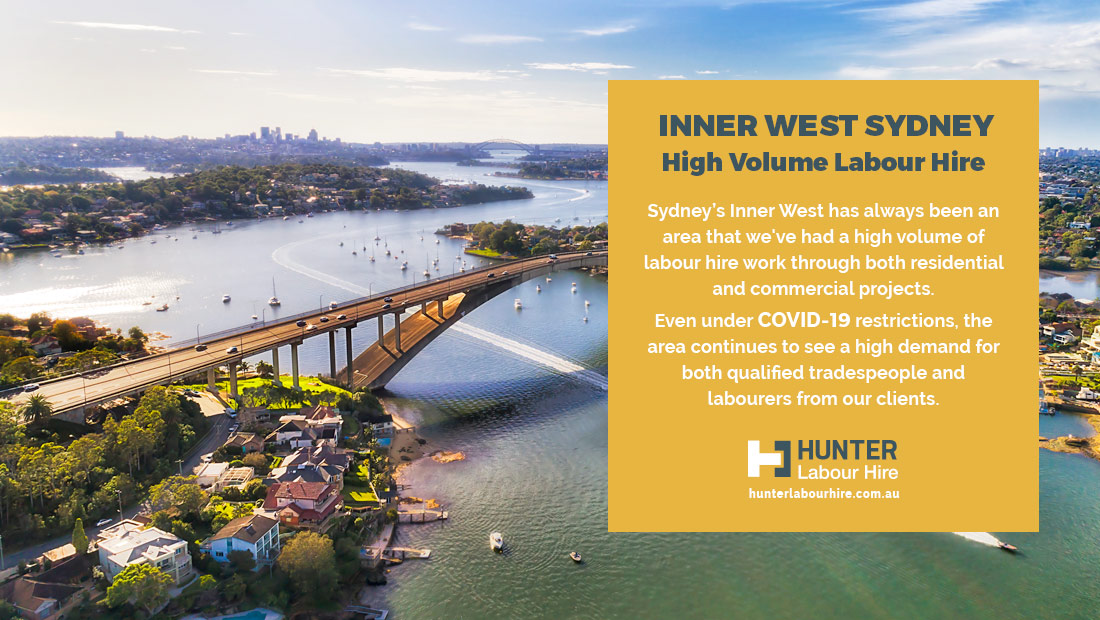 Inner West Sydney - High Volume Labour Hire - HLH