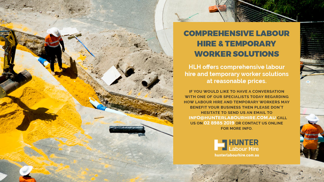 Labour Hire and Temporary Worker Solutions - Hunter Labour Hire