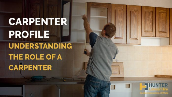 Carpenter Profile - Understanding the Role of Carpenters - HLH Syndey