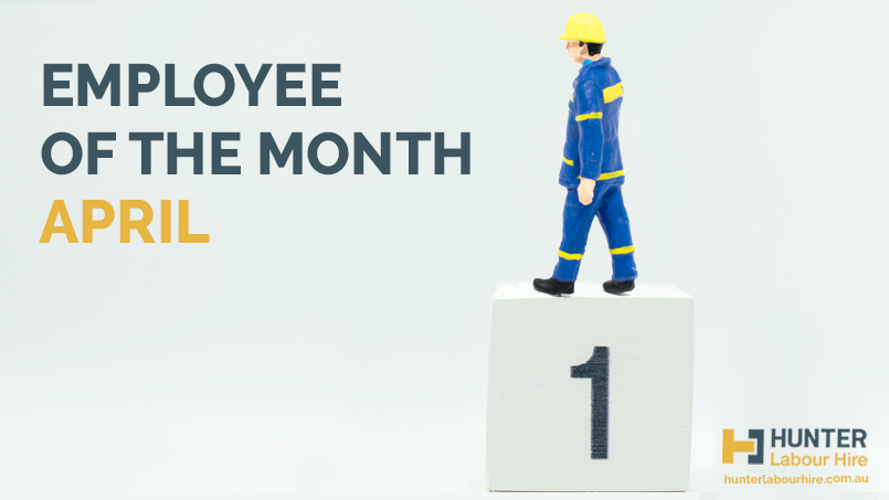 Employee on the Month - April 2020 - HLH Group Sydney