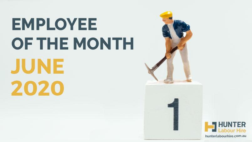 Employee of the Month - June 2020 - Akshaf Ahmad - HLH Sydney