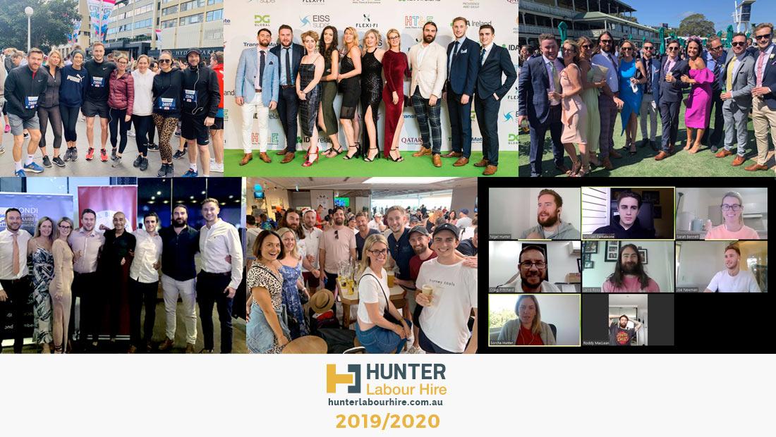 HLH Group 2019 - 2020 Team Photos
