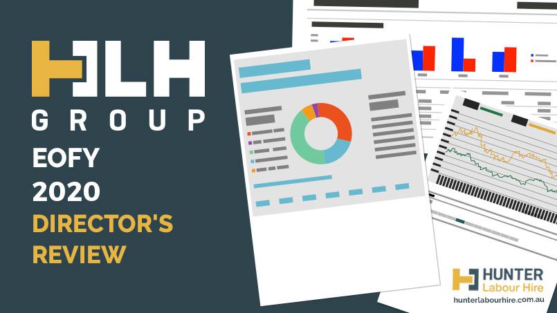 HLH Group - EOFY 2020 - Directors Review Sydney