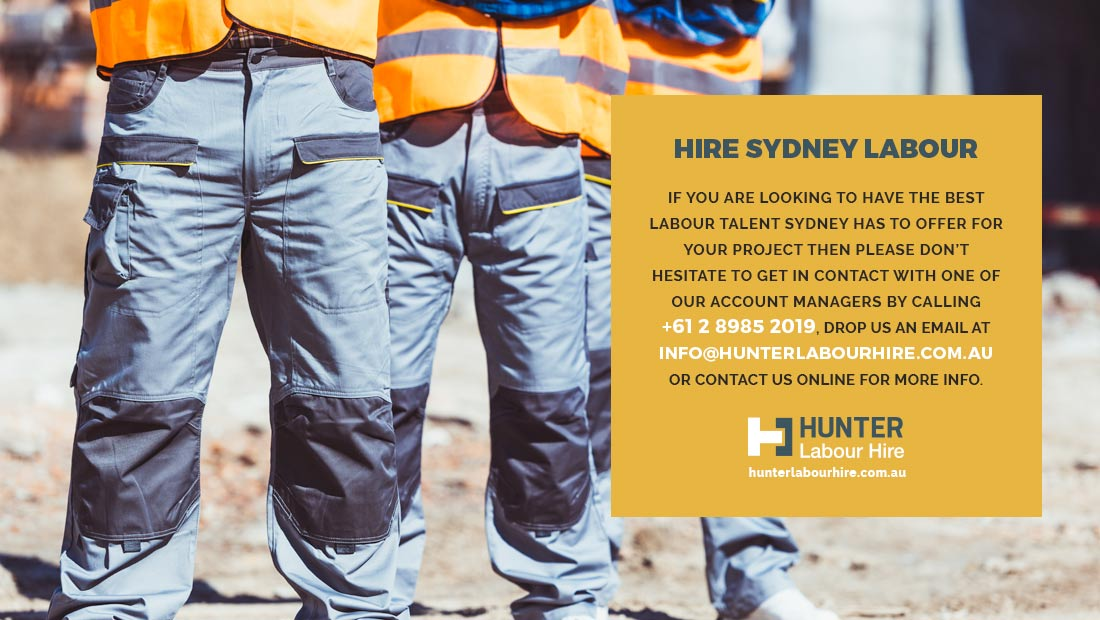 Labour Hire Sydney - Employee of the Month May 2020 - Hunter Labour Hire